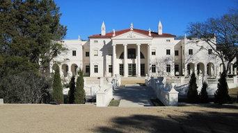Palladian Style Villa