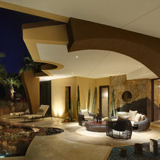 Southwestern Exterior by Deep River Partners