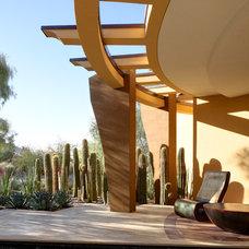 Contemporary Exterior by Deep River Partners