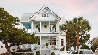Palmer Residence, Cedar Key, Coastal Living