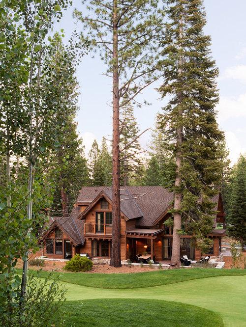 Golf Course House Plan Home Design Ideas  Pictures  Remodel and DecorGolf Course House Plan Home Design Photos