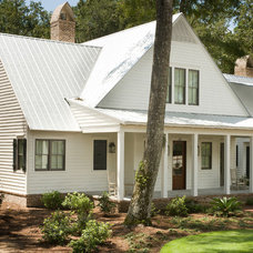 Traditional Exterior by Resort Custom Homes
