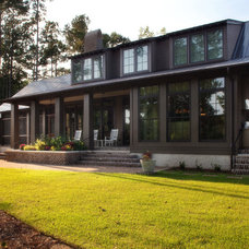 Traditional Exterior by Court Atkins Architects