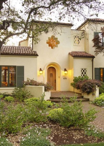 mediterranean exterior by conrado home builders. Black Bedroom Furniture Sets. Home Design Ideas