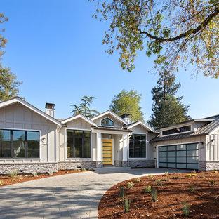 Palo Alto - modern farmhouse