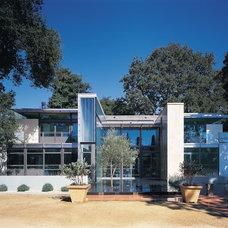 Contemporary Exterior by Young & Burton, Inc.
