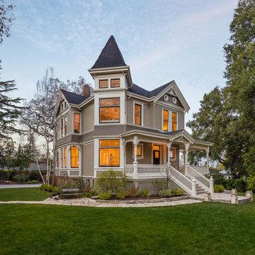 Palo Alto Victorian