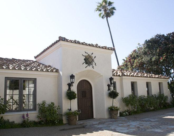 Mediterranean Exterior by Marengo Morton Architects