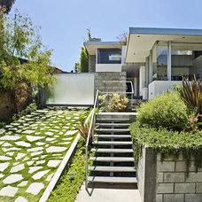 Modern Exterior by Jesse Bornstein Architecture