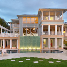 Beach Style Exterior by Stofft Cooney Architects