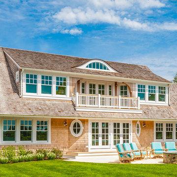 Paradise Cove - Cape Cod, MA  - Custom Home