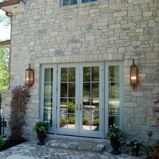 Traditional Exterior by French Market Lanterns