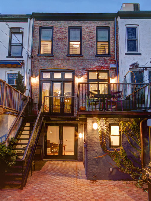 Brooklyn Brownstone Window Home Design Ideas Pictures