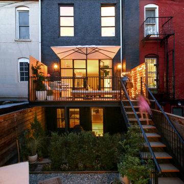 Park Slope Fixer-Upper townhouse
