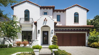 Parkland Estates Mediterranean Home