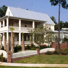 Traditional Exterior by Whitney Blair Custom Homes