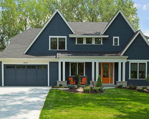 Benjamin moore paint exterior home design ideas remodels for Benjamin moore exterior house paint