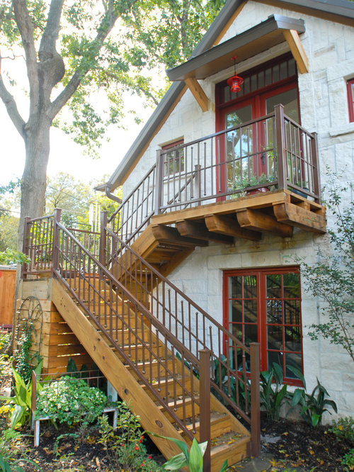Large Shabby Chic Style Exterior Design Ideas Renovations