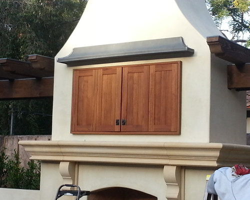 Outdoor Tv Cabinet Ideas Pictures Remodel And Decor