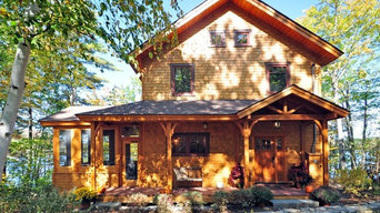 Past Timber Homes: Exteriors