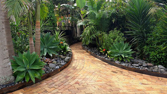 Pathway and garden upgrade/extension