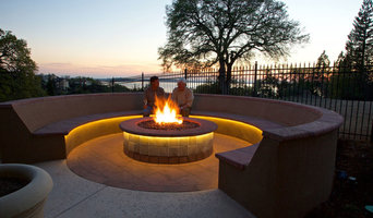 Patio and Firepit Lighting