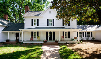 Paul Green Historic Home/Chapel Hill, NC/Vacant Home Staging