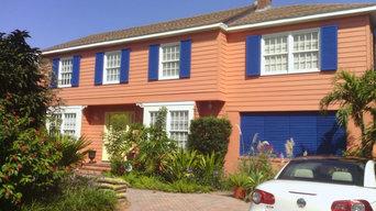 Paulettes tropical home