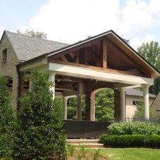 Traditional Exterior by R.J. Stewart Inc, Fine Home Building & Renovations