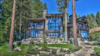Payette Lake Mountain Modern