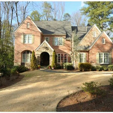 Traditional Exterior Peachtree Battle 2