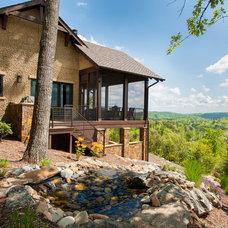 Traditional Exterior by Dillard-Jones Builders, LLC