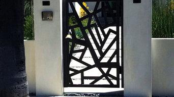 Pedestrian & Side Gates