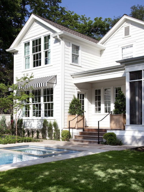 Stripe Awning | Houzz