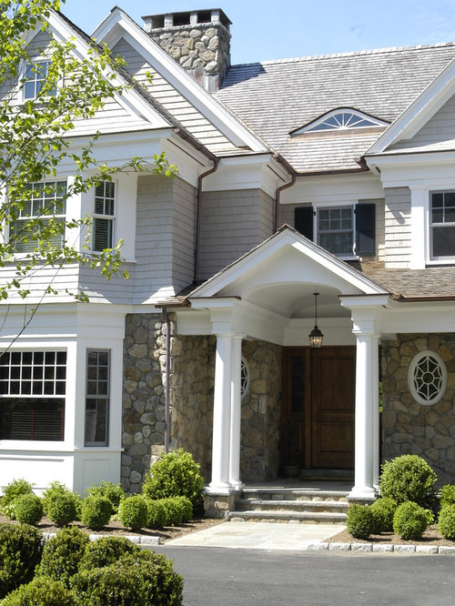 entrance pillars home design ideas pictures remodel and
