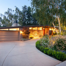 Contemporary Exterior by Marvin Jensen @ Windermere Real Estate
