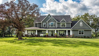 Perfectly Crafted Craftsman Custom Home