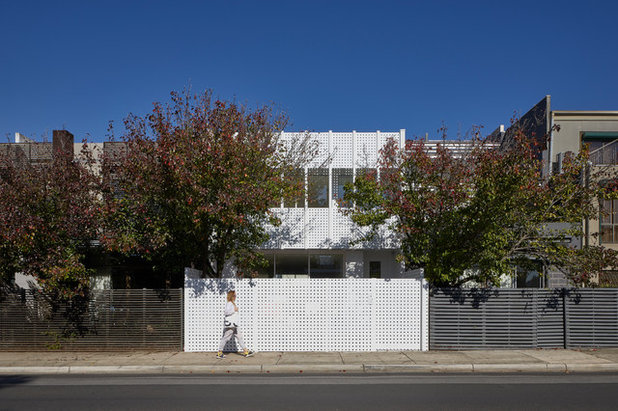 Contemporary Exterior by NORTHBOURNE Architecture + Design