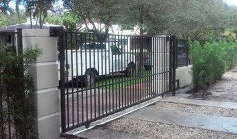 Perimeter Residential Aluminun Fence