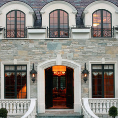 traditional exterior by Eskuche Associates