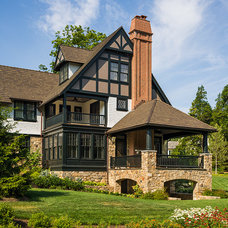 Traditional Exterior by Tom Crane Photography, Inc.