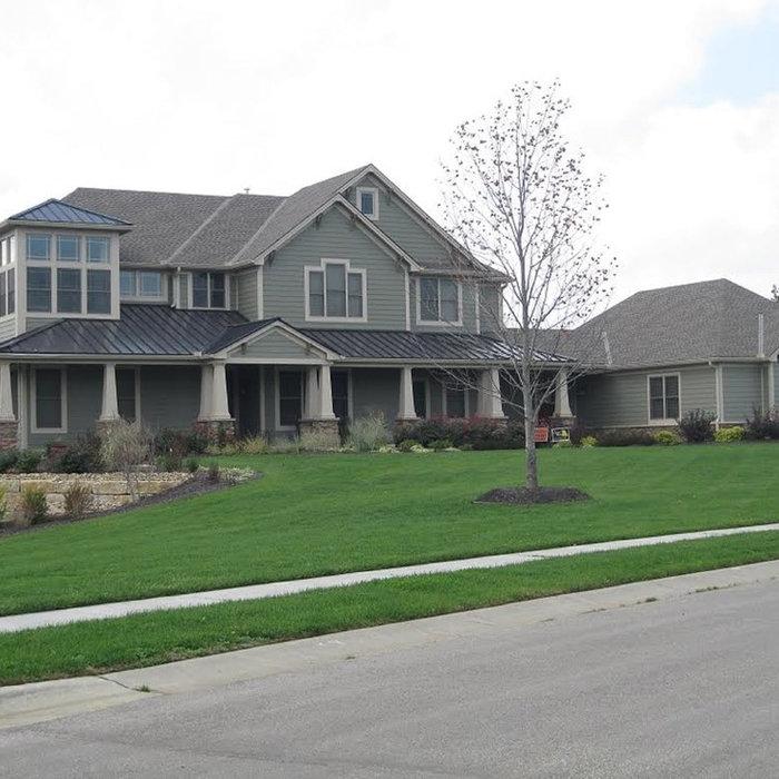 Custom Home Exteriors | Outdoor Spaces