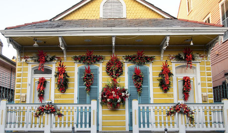 Photo Tour: New Orleans Spreads Its Cheer