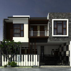 Modern Exterior by fachry