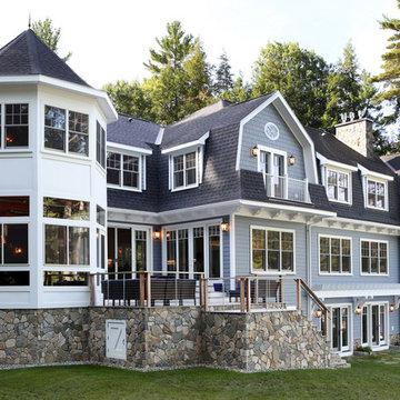 Picturesque Lake Estate