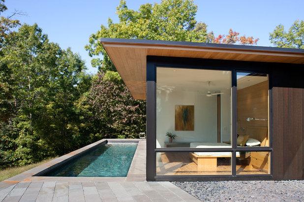 Modern Exterior by Carlton Edwards
