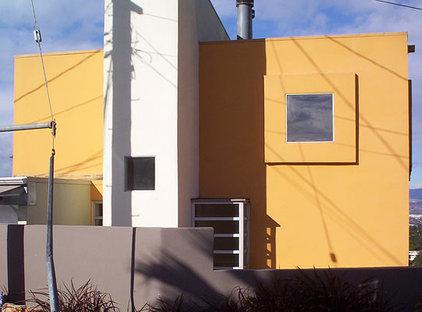 Contemporary Exterior by pierre senechal