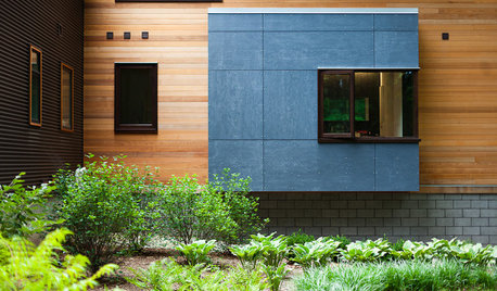Above Board: Fibre Cement Makes a Comeback