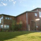 Idea Farm Farmhouse Exterior Minneapolis By Baker