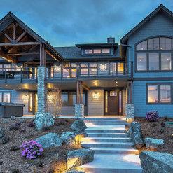 Cascade Custom Homes Design Coupeville Wa Us 98239 Houzz